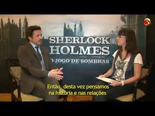 Sherlock Holmes 2 Premiere - Rio de Janeiro, Brazil, Jan 9th 2012