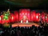Танец Махакали (Муз. программа перед Пуджей Дня Рожденья 2012)